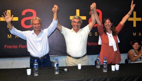 General Villegas - Pascual, Horacio - Alegre, Gilberto