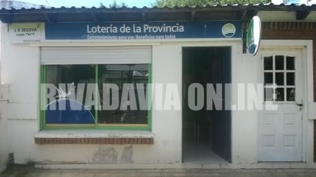 Fortín Olavarría - Agencia Quiniela