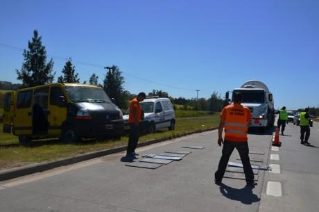 Rutas - Controles provincia de Buenos Aires