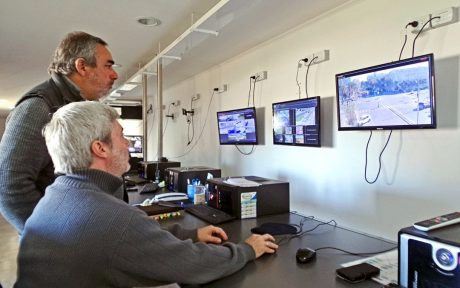 Trenque Lauquen Sistema de Monitoreo