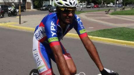 Ciclismo - Ciancio, Sebastián