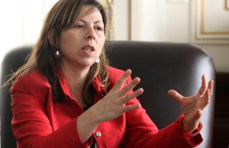 Batakis, Silvina - ministra Economía Buenos Aires