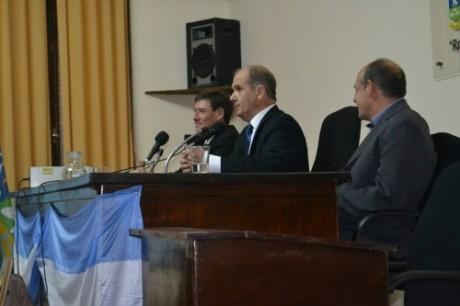 Pehuajó - Zurro Pablo apertura de sesiones ordinarias