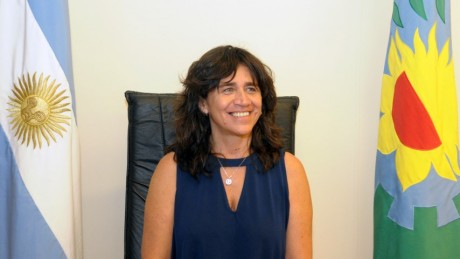 Ortíz, Zulma - ministra de Salud de Buenos Aires
