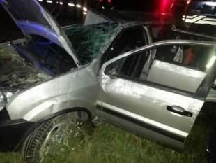 Accidente Ruta 5