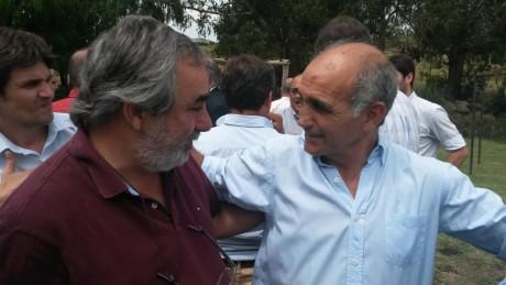 Fernández con Salvador