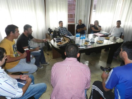 Guaminí - Directores de Deportes