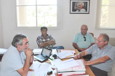 Trenque Lauquen - Fernández, Prono, Sacco y Ramis