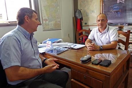 Trenque Lauquen - Bulián en la Facultad de Ingeniería de la UNLP