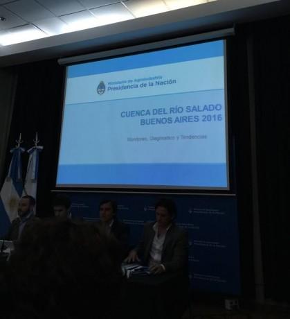 Cuenca del Salado - Informe a intendentes