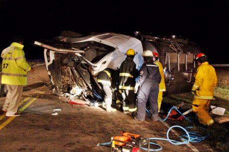 La Pampa accidente