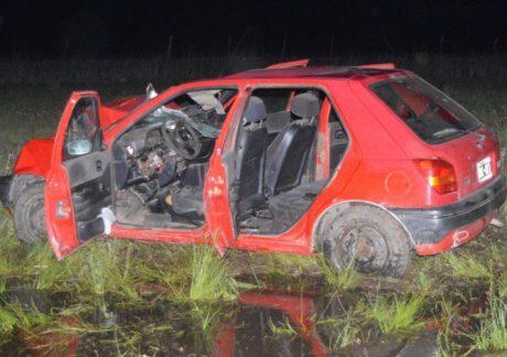 Accidente muerte joven de Banderaló