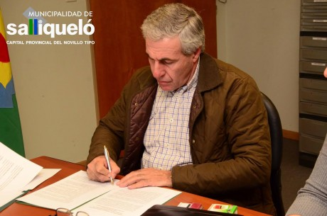 Hernández, Jorge - Intendente de Salliqueló