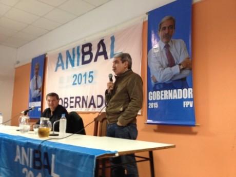 Fernández, Aníbal y Fernández, Jorge