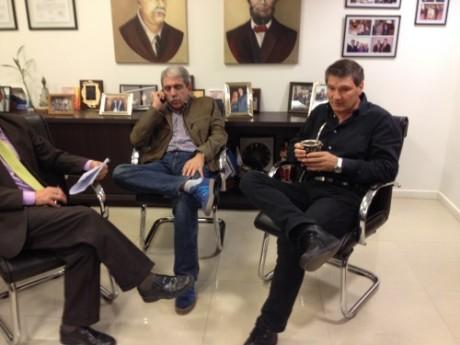 Fernández, Jorge con Fernández Aníbal