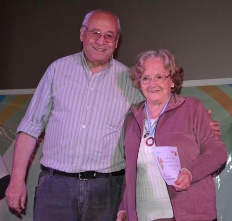 Tres Lomas - Barlovento - Intendente Álvarez y premiación