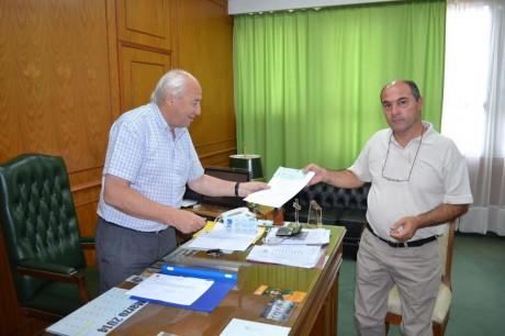 Alvarez subsidio Escuela Técnica