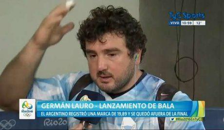 Lauro, Germán Un corazón para Bauti