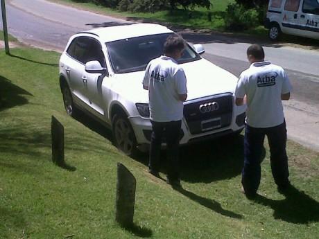 Arba - Audi secuestrada