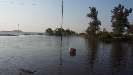 Trenque Lauquen - Inundaciones
