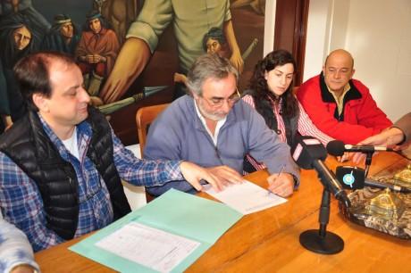 Fernández, Miguel residencia estudiantil