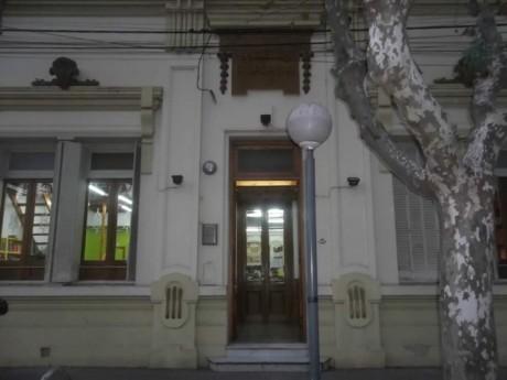 Trenque Lauquen - Biblioteca Rivadavia