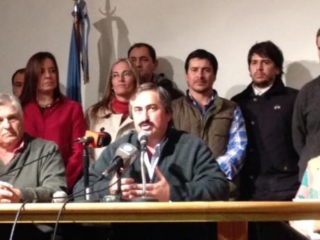 Bilbao, Carlos - Candidatos del PRO