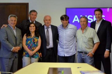 Bossio Diego con Intendentes de Buenos Aires