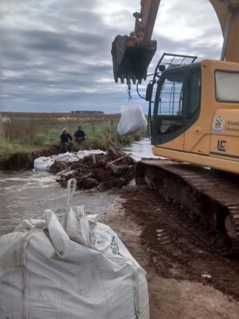Rivadavia - Inundaciones