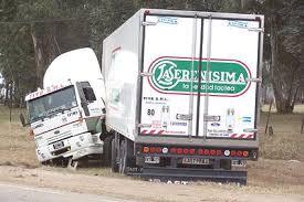 Camión La Serenísima (archivo)