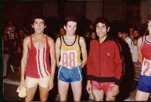 Maratón - foto extraída de la página del Club Barrio Alegre