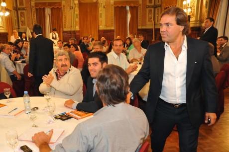 Concejales 6ta sección electoral con Alberto Pérez