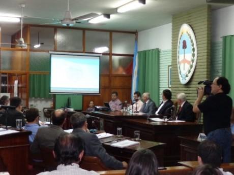 Concejo Deliberante Trenque Lauquen (archivo)