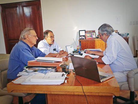 Fernández, Miguel con Cooperativa