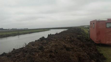 Trenque Lauquen - Zona rural agua