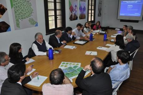Ministerio de Agroindustria - Reunión de emergencia
