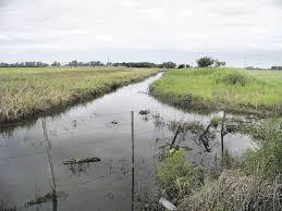 Inundaciones canales clandestinos