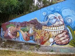 Encuentro Internacional de Muralistas