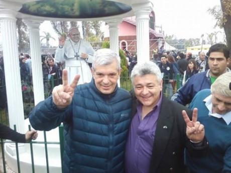 Domínguez Julián y Pedro Roig