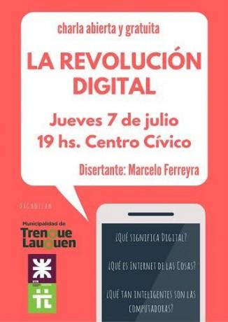 Trenque Lauquen Revolucion digital