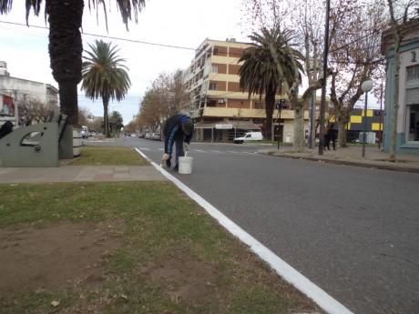 Trenque Lauquen Boulevard Villegas