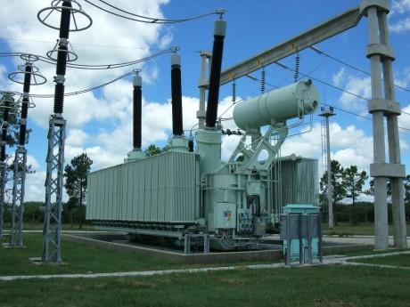 Energía - Transformador trifásico para Henderson