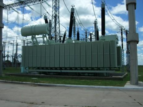 Energía - Transformador Henderson