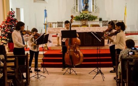 Trenque Lauquen - Orquesta Juvenil de Cuerdas
