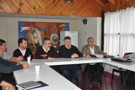 Trenque Lauquen - Reunión Grupo  Bapro