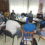 Guaminí - Reunión de directores de deportes
