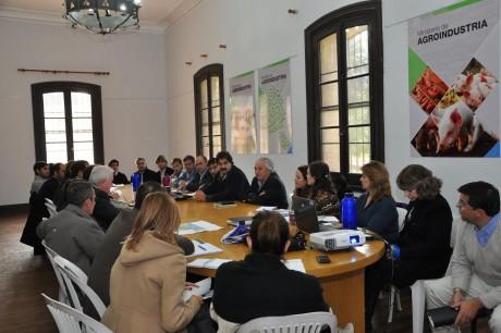 Provincia de Buenos Aires - Reunión Comisión de Emergencia Agropecuaria