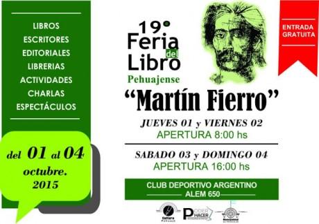 Pehuajó - Feria del Libro