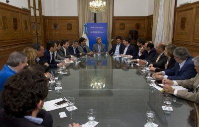 Segundo encuentro nacional de intendentes organizado por for Ministerio del interior argentina