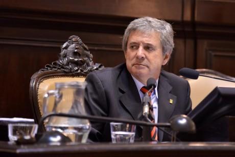 González, Horacio - Pdte Cámara Diputados Buenos Aires